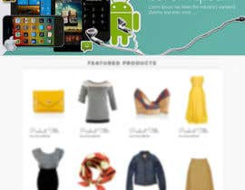 #4 untuk I need some Graphic Design for my ecomerce website oleh webcloud9
