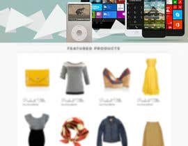 #5 untuk I need some Graphic Design for my ecomerce website oleh webcloud9