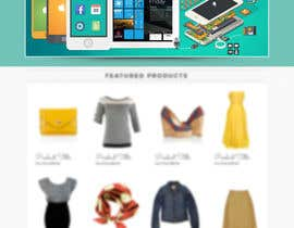nº 29 pour I need some Graphic Design for my ecomerce website par webcloud9