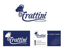 #48 para Design a Logo for Frattini Restaurant por alexandracol