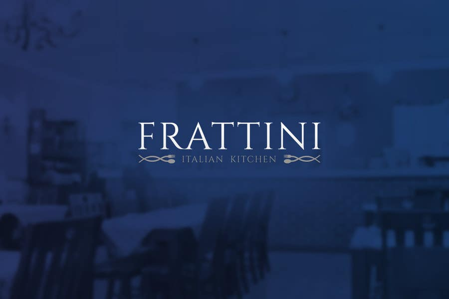 #133 for Design a Logo for Frattini Restaurant by vimoscosa