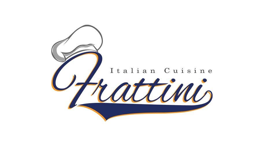 #43 for Design a Logo for Frattini Restaurant by kingryanrobles22