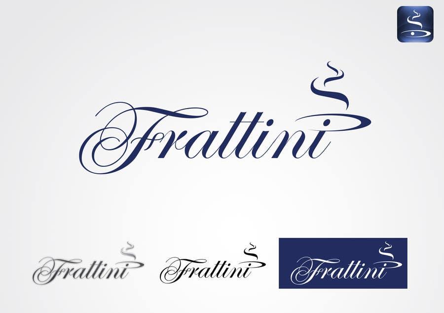 #138 for Design a Logo for Frattini Restaurant by vasiletomoiaga