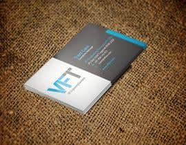 #60 for Improve the look of our current business cards af Silverlyte