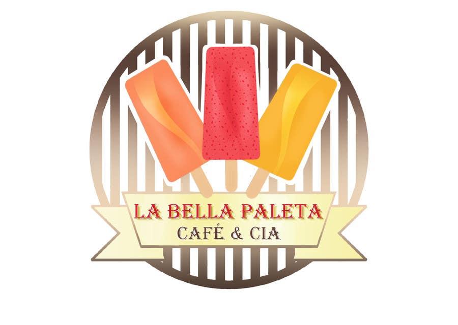 Entry 4 By Rayssaslipknot For Projetar Um Logo Paleteria Mexicana