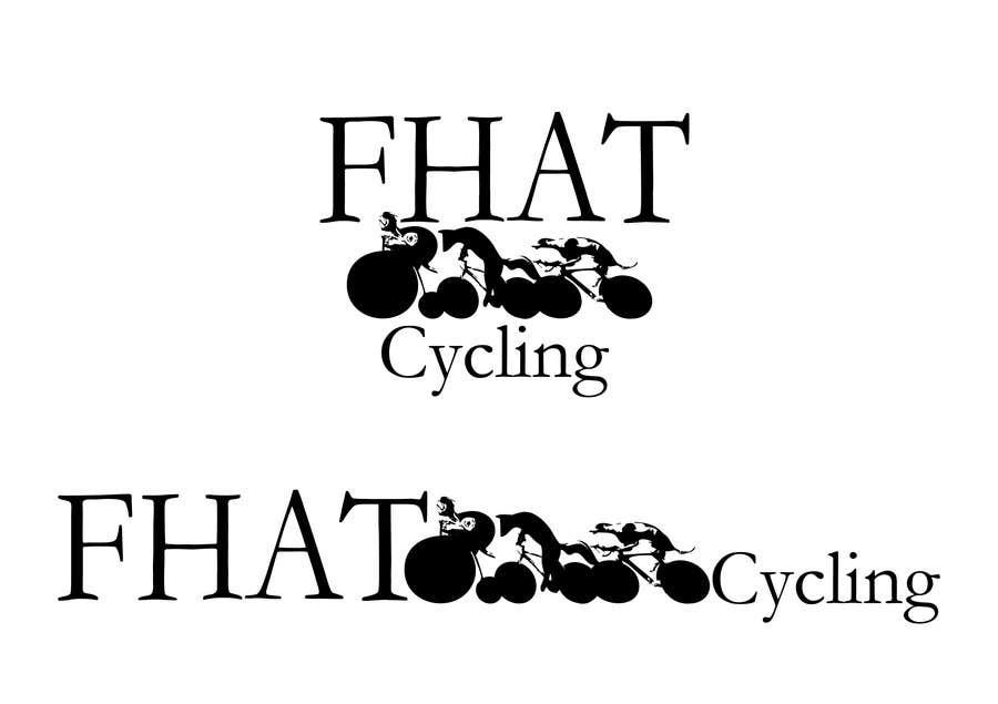 Kilpailutyö #1 kilpailussa Design a Logo for a cycling group