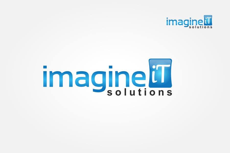 Bài tham dự cuộc thi #97 cho Design a Logo for ImagineIT Solutions