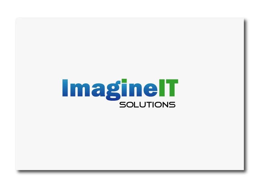 Bài tham dự cuộc thi #4 cho Design a Logo for ImagineIT Solutions