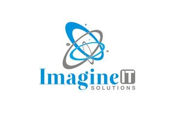 nº 280 pour Design a Logo for ImagineIT Solutions par usmanarshadali