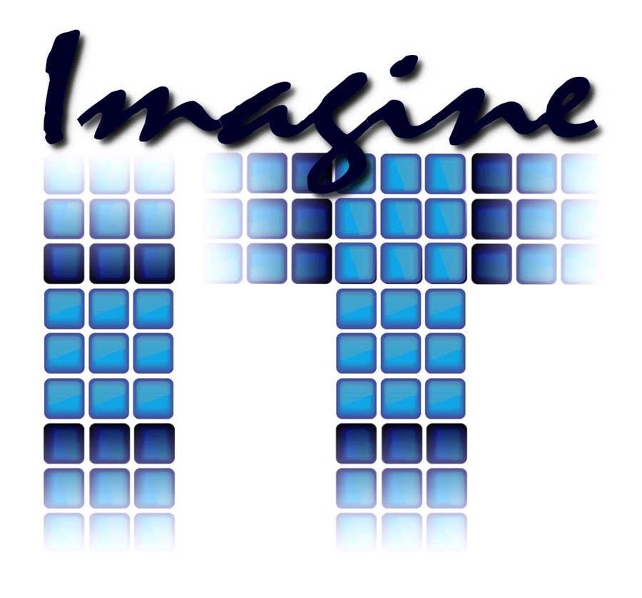 Bài tham dự cuộc thi #315 cho Design a Logo for ImagineIT Solutions