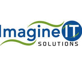 #246 untuk Design a Logo for ImagineIT Solutions oleh elanciermdu