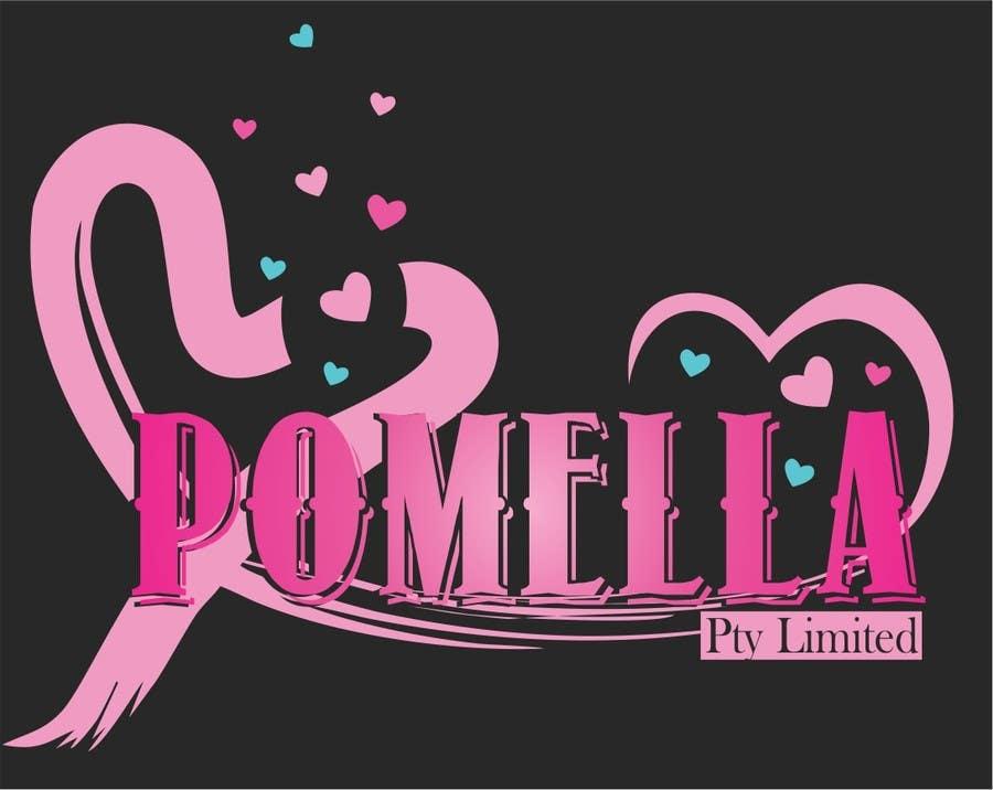 Love Pomella Pty Ltd için 59 numaralı Yarışma Girdisi