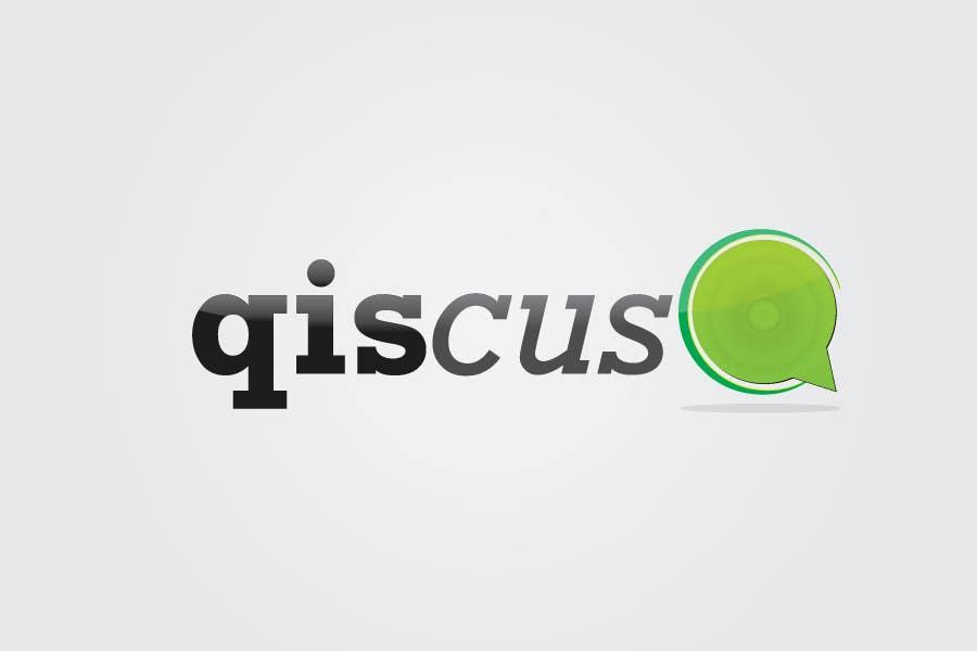 Kilpailutyö #48 kilpailussa Design a Logo for qiscus