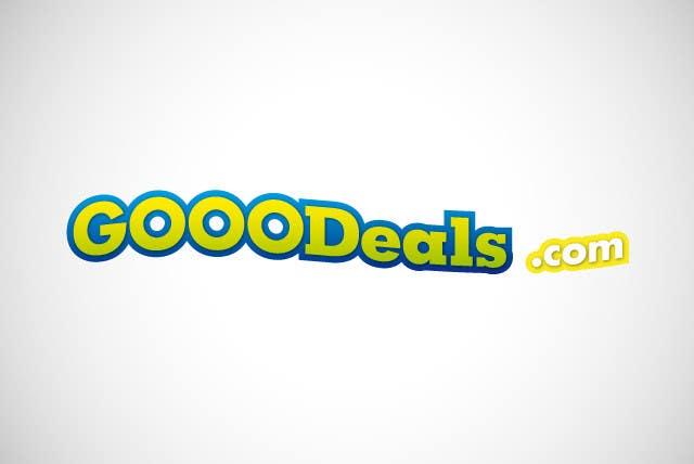 Конкурсная заявка №65 для Logo Design for GoooDeals.com
