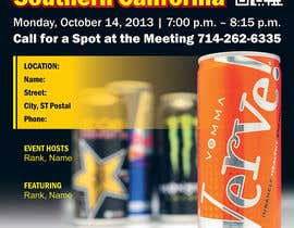 #6 for Design a Flyer invite college students to a meeting regarding an income opportunity by linokvarghese