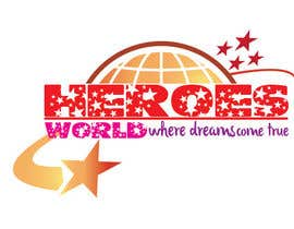 #49 for Design a Logo for HEROES WORLD by hammadraja