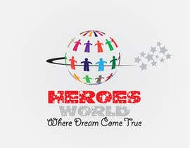 #59 for Design a Logo for HEROES WORLD by sainil786