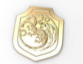 #3 for 3D Model for 3D Printing - Game of Thrones House Sigils and Lettering by Blackhawkx