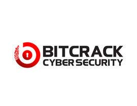 #116 for Logo Design for Bitcrack Cyber Security by ulogo