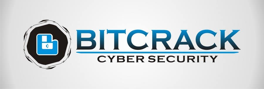 Entry #160 by daniehendra for Logo Design for Bitcrack Cyber