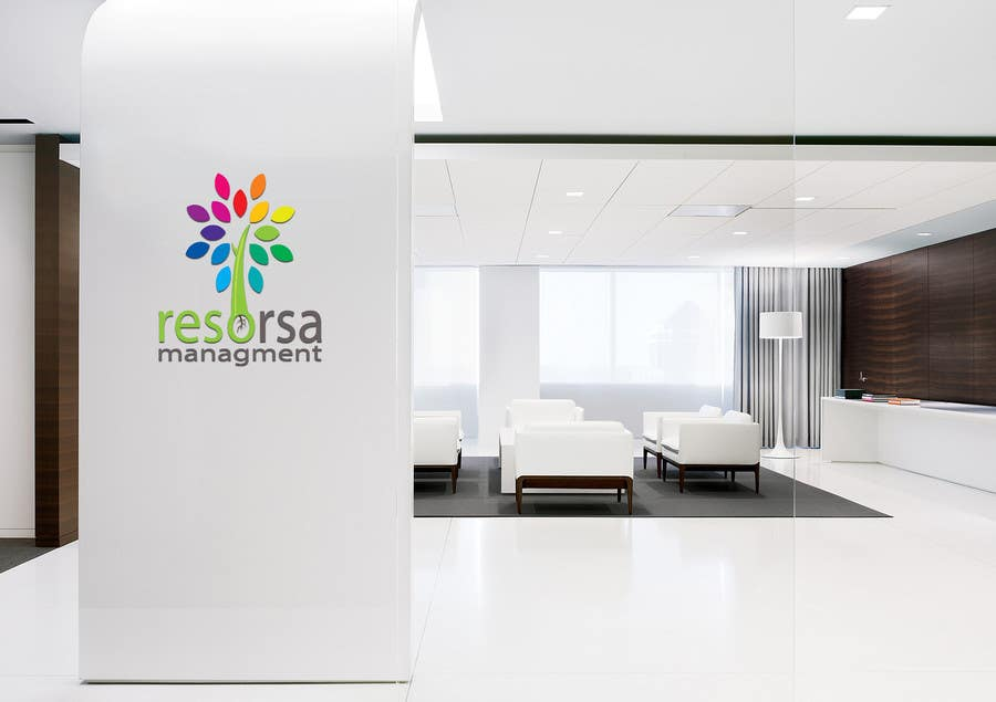 #1045 for Design en logo for Resorsa by cresou
