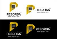 #674 for Design en logo for Resorsa by Loyshang