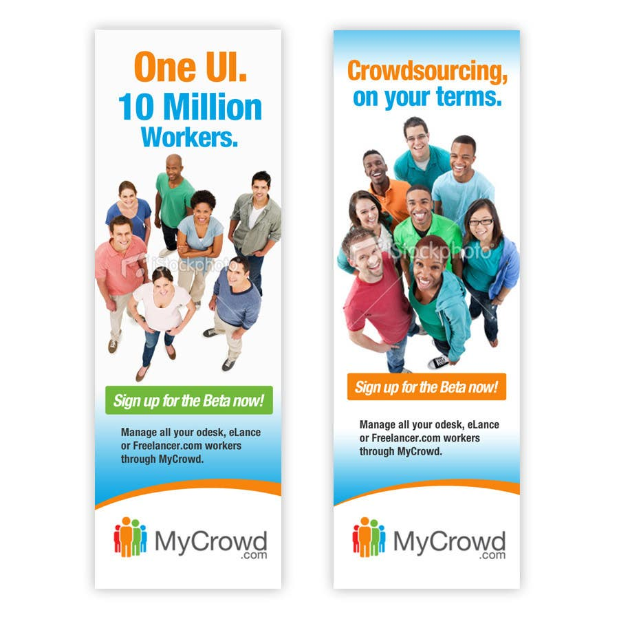 #11 for Create a Printed Conference Banner by b74design