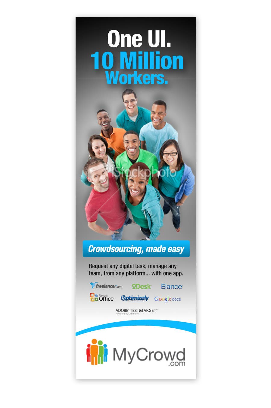 #29 for Create a Printed Conference Banner by b74design