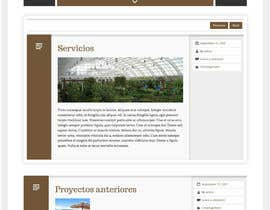 #45 para Website, wordpress based. por PandoraWebS