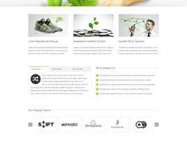 nº 11 pour Website, wordpress based. par parthwebplay
