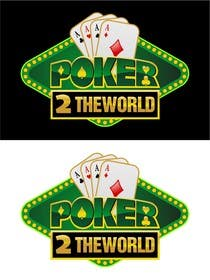 #27 for Design a Logo for poker web site by jummachangezi