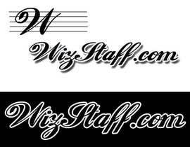 #105 for Logo for WizStaff af HazelReeves