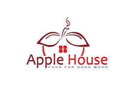 #32 untuk Create Logo for restaurante /Разработка логотипа для ресторана Apple House oleh Kkeroll