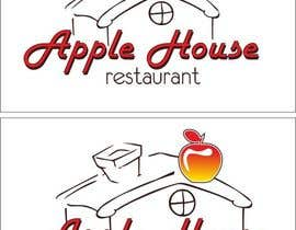 #17 untuk Create Logo for restaurante /Разработка логотипа для ресторана Apple House oleh CioLena
