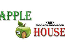 #20 untuk Create Logo for restaurante /Разработка логотипа для ресторана Apple House oleh Pato24