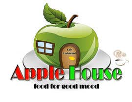#31 for Create Logo for restaurante /Разработка логотипа для ресторана Apple House af Pato24