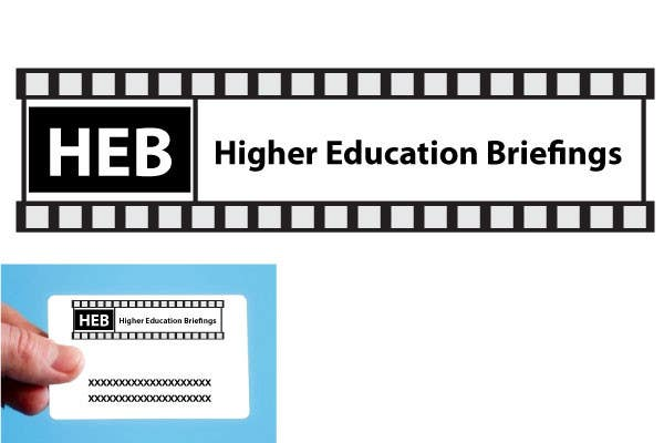 Конкурсная заявка №80 для Logo Design for Higher Education Briefings, LLC