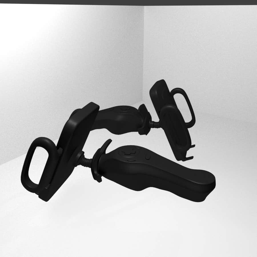 Contest Entry #                                        5                                      for                                         Wireless Joystick Modelling
