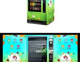 #24 para Projetar adesivagem para máquina automática de venda de alimentos (vending machine) por DonRuiz