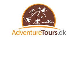 nº 26 pour Design a logo for AdventureTours.dk par arteastik