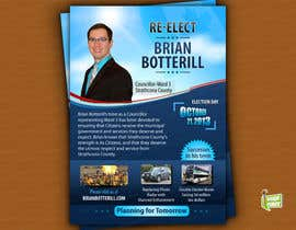nº 9 pour Design a Flyer for a Municipal Election par amitroy777