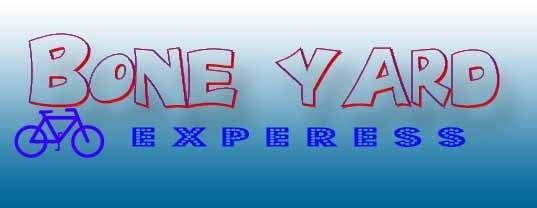 Penyertaan Peraduan #26 untuk Design a Logo for Boneyardexpress - repost
