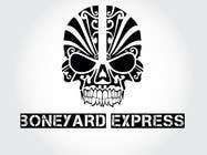 Graphic Design Entri Peraduan #37 for Design a Logo for Boneyardexpress - repost