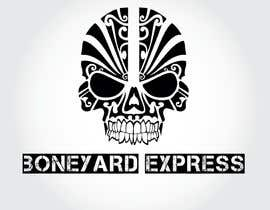 #37 cho Design a Logo for Boneyardexpress - repost bởi goianalexandru