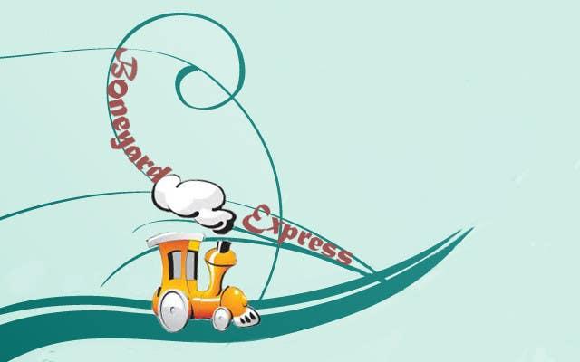 Penyertaan Peraduan #21 untuk Design a Logo for Boneyardexpress - repost