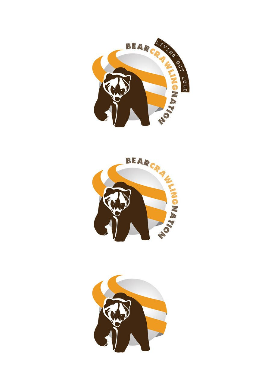 Konkurrenceindlæg #39 for Icon Design for BearCrawling Nation