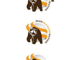 #39 para Icon Design for BearCrawling Nation por claire4design