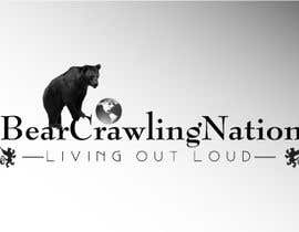 #36 para Icon Design for BearCrawling Nation por sure2763