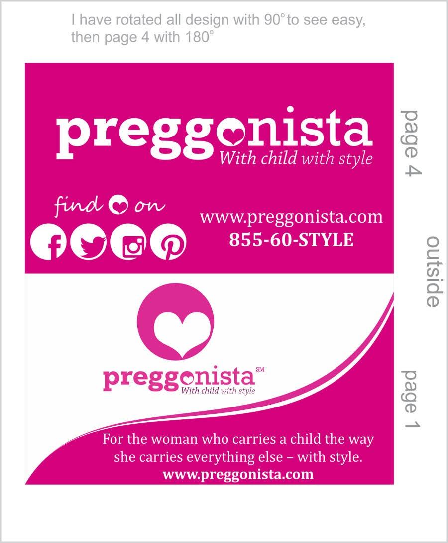 Inscrição nº                                         9                                      do Concurso para                                         Design a fold-over business card for business promotion