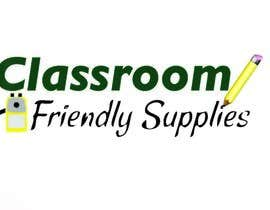 jcross4957 tarafından Design a Logo for Classroom Friendly Supplies için no 191